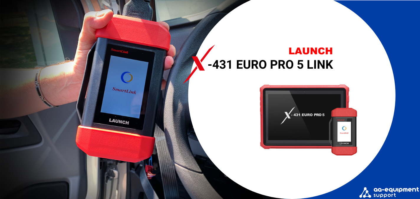 Launch X 431 Euro Pro 5 Link banner