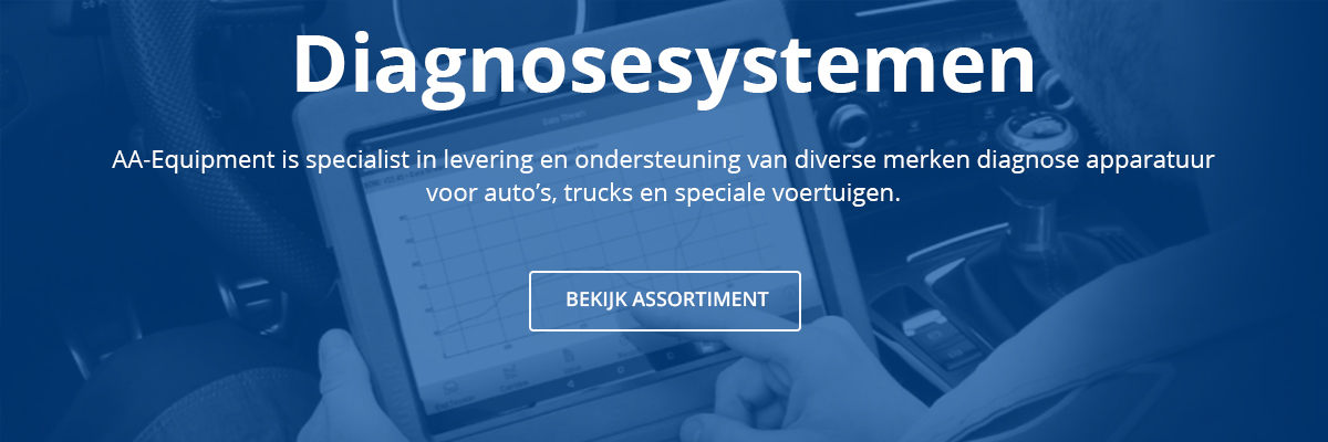 Diagnosesystemen banner website