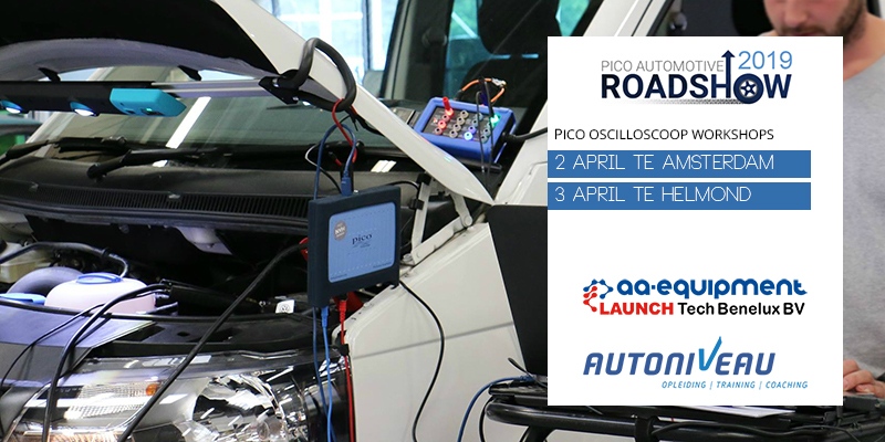 Pico Roadshow 2019 2 3 april
