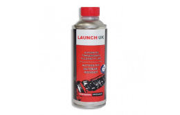 Launch automatic transmission flushing fluid